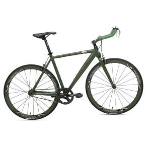 Rapid Cycle Evolve Bullhorn Road Bike 19 - Green