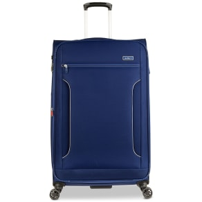 "Antler Cyberlite Ii Dlx 30"" Softside Expandable Spinner Suitcase"