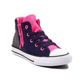Youth/Tween Converse Chuck Taylor All Star Hi Sport Zip Sneaker
