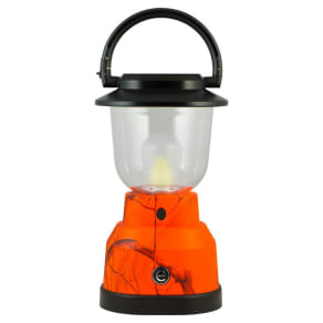Realtree 4D Led Lantern - Camo Orange - EcoSurvivor