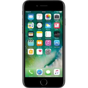 Apple Iphone 7 (128gb Black Refurbished Grade A) at Ps99.00 on Red Extra (24 Month(s) Contract) With Unlimited Mins; Unlimited Texts; 1000mb of 4g Data. Ps41.00 a Month. Extras: Vodafone: Secure Net.
