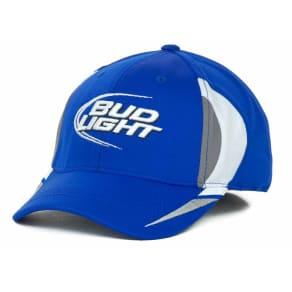 Bud Light Bud Light Bud Racing One-Fit Cap