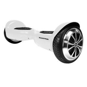 Swagtron T5 Hoverboard - White