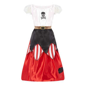Travis Designs Reversible Princess & Pirate Fancy Dress, Pink