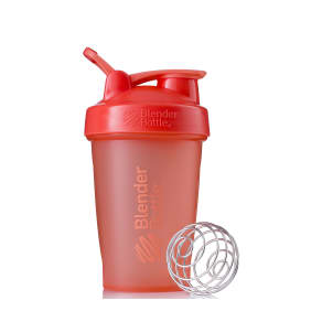 Blenderbottle(r) 20oz Classic(tm) (W/ Loop) - Coral - Mixers Shakers and Bottles
