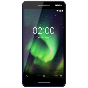 Nokia 2.1 (8gb Blue) at Ps99.00 on No Contract.