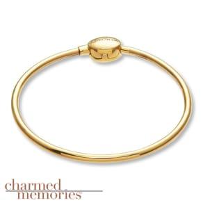Charmed Memories Bracelet Sterling Silver/14K Gold-Plated