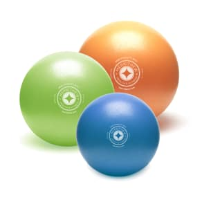 Stott Pilates Mini Stability Ball 3-Pack