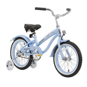 Firmstrong Mini Bella 16 Kids' Bike With Training Wheels - Light Blue