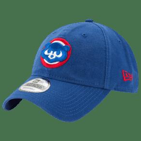 Chicago Cubs New Era Mlb Core Classic Adjustable Cap - Mens - Royal