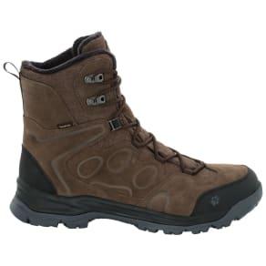 Jack Wolfskin Waterproof Winter Shoes Men Thunder Bay Texapore High Men 11 Brown