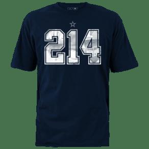 Dcm Nlf 214 T-Shirt - Mens - Navy