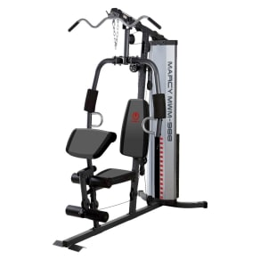 Marcy 150 Lb. Stack Home Gym With Arm Press (Mwm988)