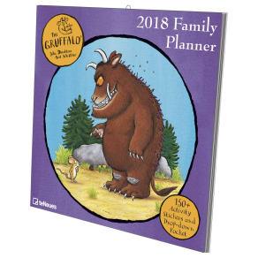 Gruffalo 2018 Family Planner