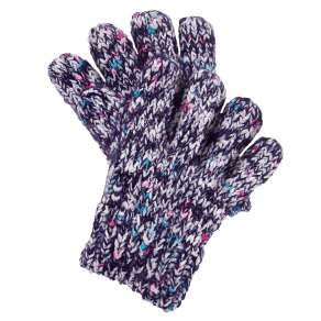 Girl's Confetti Sweater Gloves by Gymboree - Berry Confetti - Berry Confetti