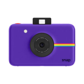 Polaroid Purple Snap With 20 Sheets
