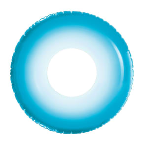 Intex 36 Ombre Inflatable Swim Tube Float - Colors May Vary, Blue