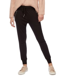 Nine by Savannah Miller Black Yoga Pants