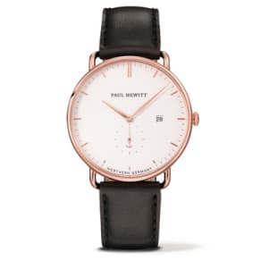 Paul Hewitt Atlantic Rose Gold Plated Watch