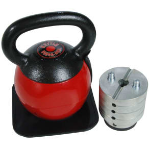 Stamina 05-3036 36 Lb Adjustable Kettle Versa-Bell
