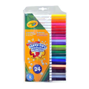 Crayola 24 Supertips 84