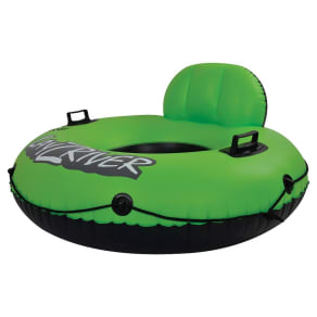 Lay-Z-River 49-in Inflatable River Float Tube, Green