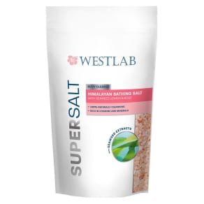 Westlab Supersalt Body Cleanse Himalyan Bathing Salt 1kg