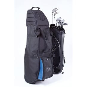 Jef World of Golf Deluxe Wheeled Golf Bag Travel Cover