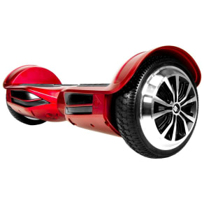 Swagtron Hoverboard T3 - Garnet (Red)