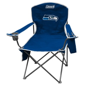 Outdoor Jarden Seattle Seahawks XL Cooler Quad Chair