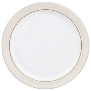 Denby Natural Canvas Small Plate, Dia.19cm