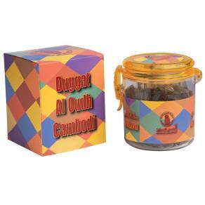 Al Haramain Douggat Al Oudh Cambodi Incense Oudh 50g Box