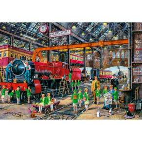 Gibsons 500 Piece Jigsaw Puzzle
