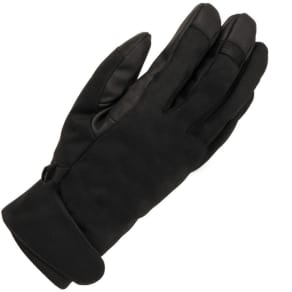 Men's Wilsons Leather Soft Shell Glove W/ Adjustable Velcro Wrist
