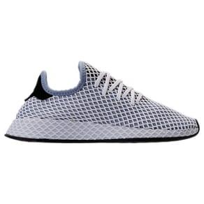 Adidas Women's Originals Deerupt Runner Casual Shoes, Blue