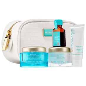 Moroccanoil Travel Luxuries Set