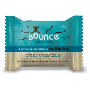 Bounce Energy Ball Coconut & Macadamia Protein Bliss 40g - 40g