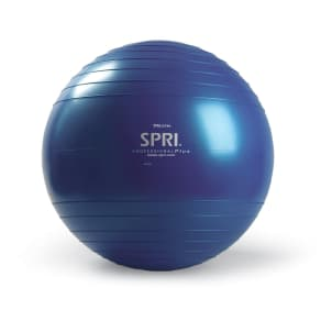 Spri Products Total Body Exercise Ball - 75cm