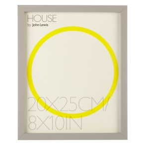 ae718e8e57e0 House by John Lewis Box Photo Frame