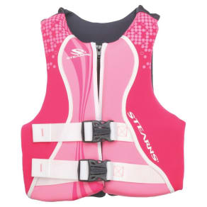 Stearns Youth Hydroprene Vest - Pink