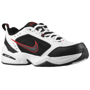 Nike Air Monarch Iv - Mens - White/Black