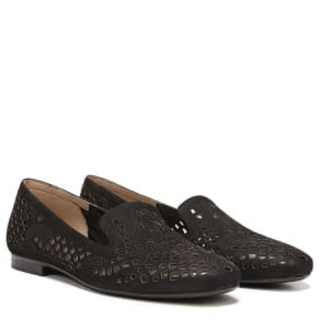 Naturalizer Eve Shoes (Black Leather) - 5.0 M