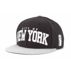 New York New York Blockshed Snapback Cap