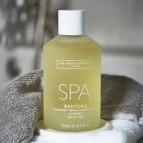 Spa Restore Luxury Bath Oil