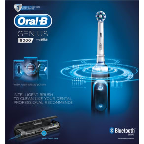 Oral-B Genius 9000 Black Electric Toothbrush