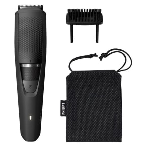 Philips Series 3000 Beard & Stubble Trimmer With Full Metal Blades Bt3226/13
