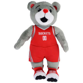 Bleacher Creatures Houston Rockets 10inch Player Plush Doll