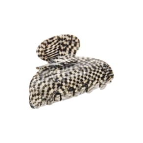 France Luxe Little Couture Jaw Clip, Size One Size - Metallic