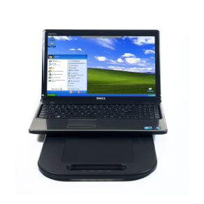 Northwest 75-Ls02 Portable Travel Laptop Table With Usb Powered Fan