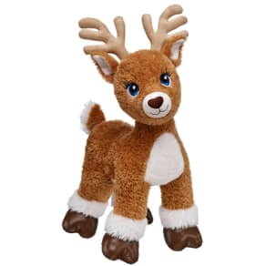 Light Brown Santa's Reindeer